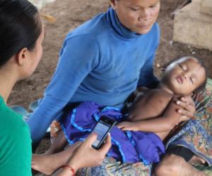Photo for Malaria Consortium publishes important research on pneumonia diagnostics in Lancet journal