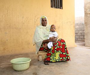Photo for Malaria Consortium welcomes the UK's increased commitment to the Global Fund