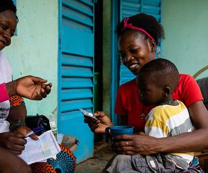 Photo for Malaria Consortium's seasonal malaria chemoprevention programme chosen as a 'top charity' by GiveWell for fourth year in a row