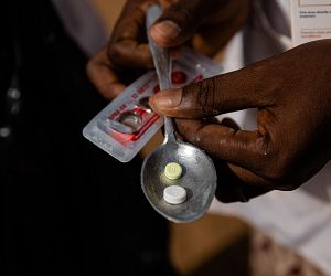 Photo for Guidance document published on implementing seasonal malaria chemoprevention during the COVID-19 pandemic