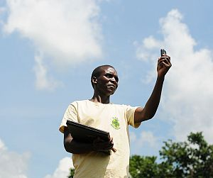 Photo for Digital health at the forefront of the community response in Mozambique amidst COVID-19 pandemic