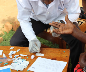 Photo for COVID-19 and malaria: How surveillance systems can adapt to fight both