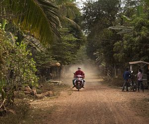 Photo for New study underlines the importance of active case detection for malaria control in Cambodia's forests