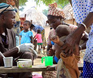 Photo for Malaria Consortium responds to urgent call to deliver SMC to two million children in Borno state
