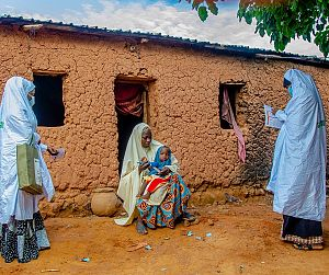 Photo for Malaria Consortium to support Nigeria's National Malaria Elimination Programme to reduce malaria burden to pre-elimination by 2025