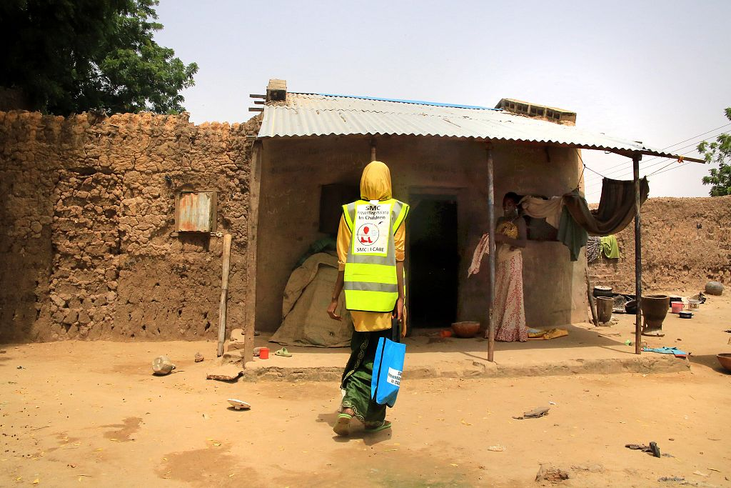 Image for Community Health Workers: ACCESS-SMC's malaria prevention agents