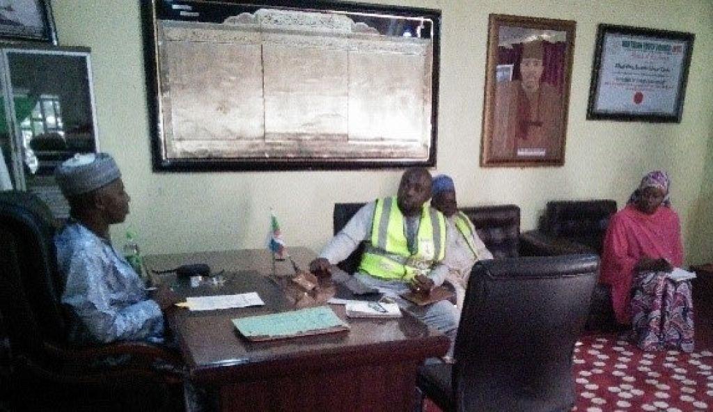 Image for Honorable Umar Tanko supports SMC in Zamfara State, Nigeria