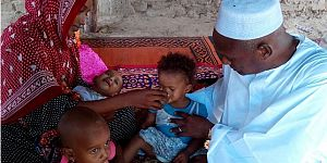ACCESS-SMC - Major malaria prevention method can save over 10 million young children in the Sahel
