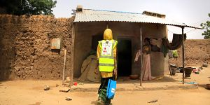 ACCESS-SMC - Community Health Workers: ACCESS-SMC's malaria prevention agents