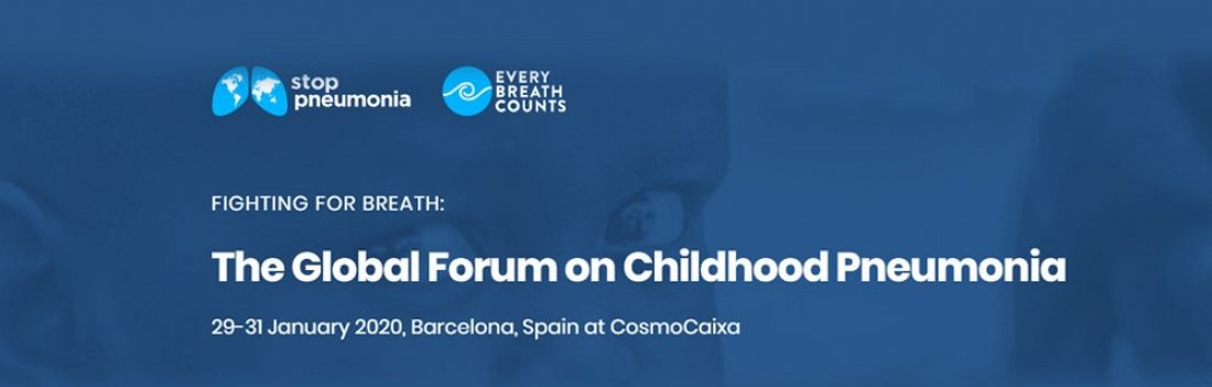 Fighting for Breath: The Global Forum on Childhood Pneumonia