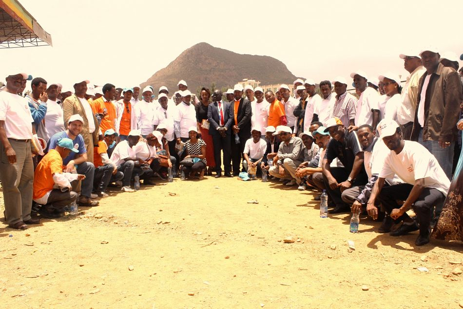pIn Ethiopia World Malaria Day celebrations took place in Adwa town Tigray Regional State Malaria Consortium coordinated and lednbspthe threeday eventp