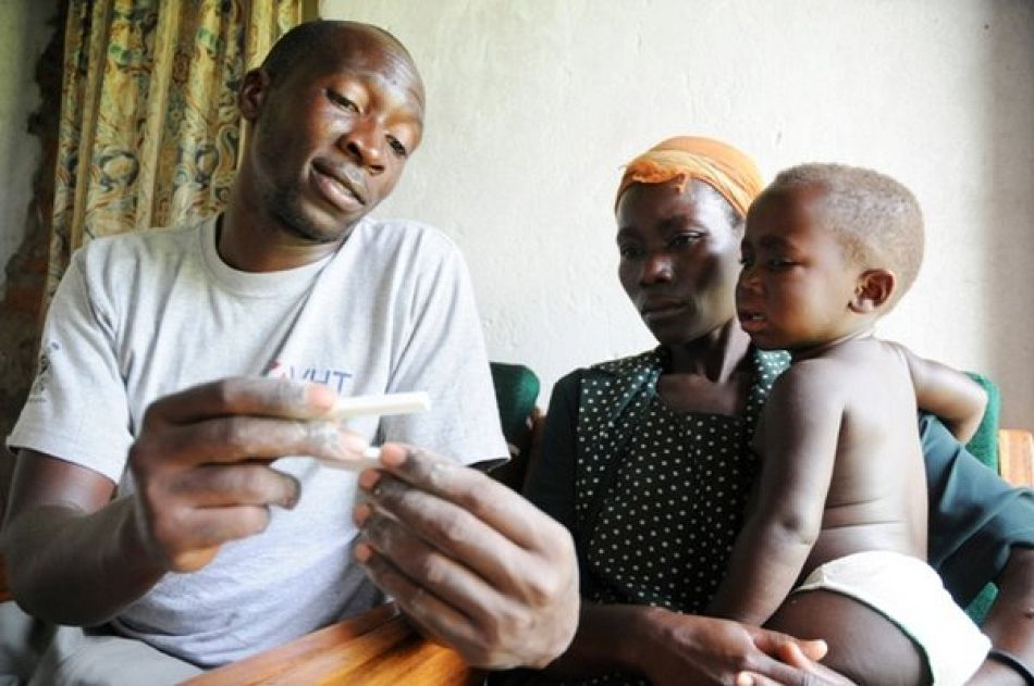 Susannes malaria test is negative and Solomon explains the result to Rose and why Susanne needs to be referred to the nearest health centre for further examinations