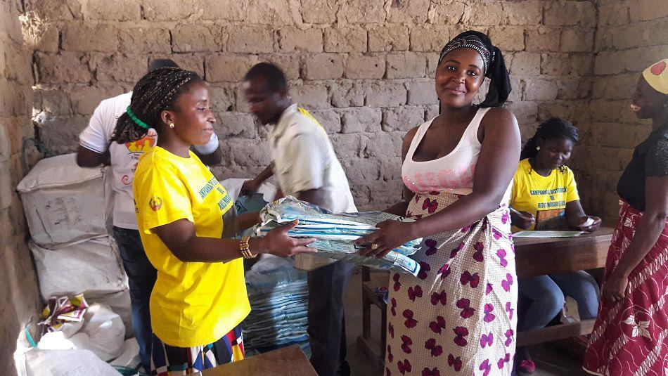 pNet distribution in Cidade Nampulap
