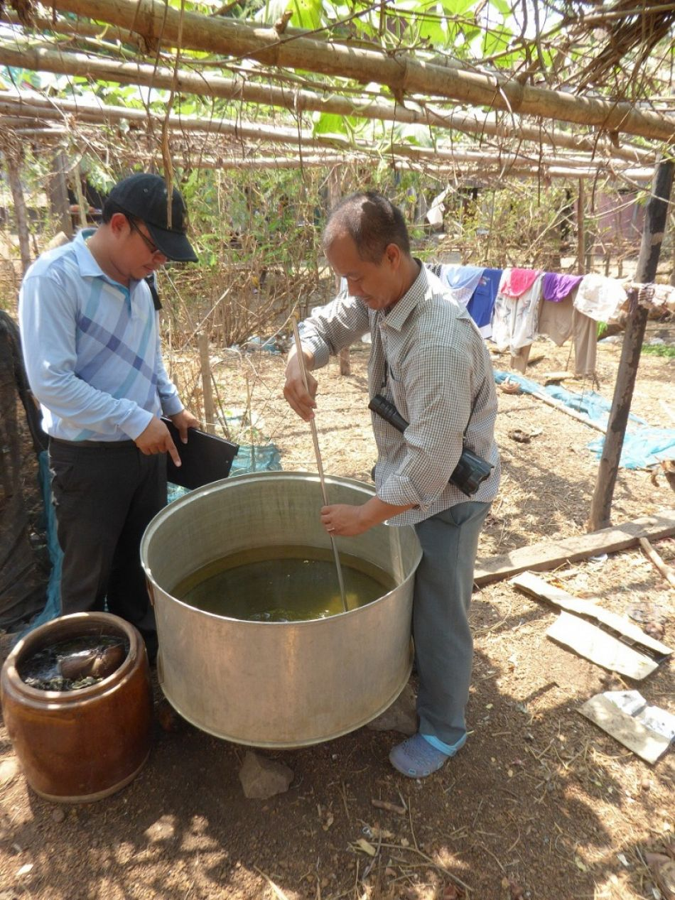 pThe evidence produced from this project of what works and is the most effective method of controlling the vectors and changing behaviours will drive the policies of the NCDP moving forward It will also be crucial to see the scale up of the interventions that are proven to work most effectively into more districts and provinces across CambodiappldquoIf we can show these interventions work then we can use these results as a proof of concept that they do reduce number of mosquitoesrdquo Malaria Consortiumrsquos project lead John Hustedt suggests ldquoThis will allow us to expand the project to a larger area and look not just at entomology but disease surveillance This can help us determine the effect of the number of mosquitoes on dengue cases and will provide a compelling case to use a community based intervention that is sustainablerdquop