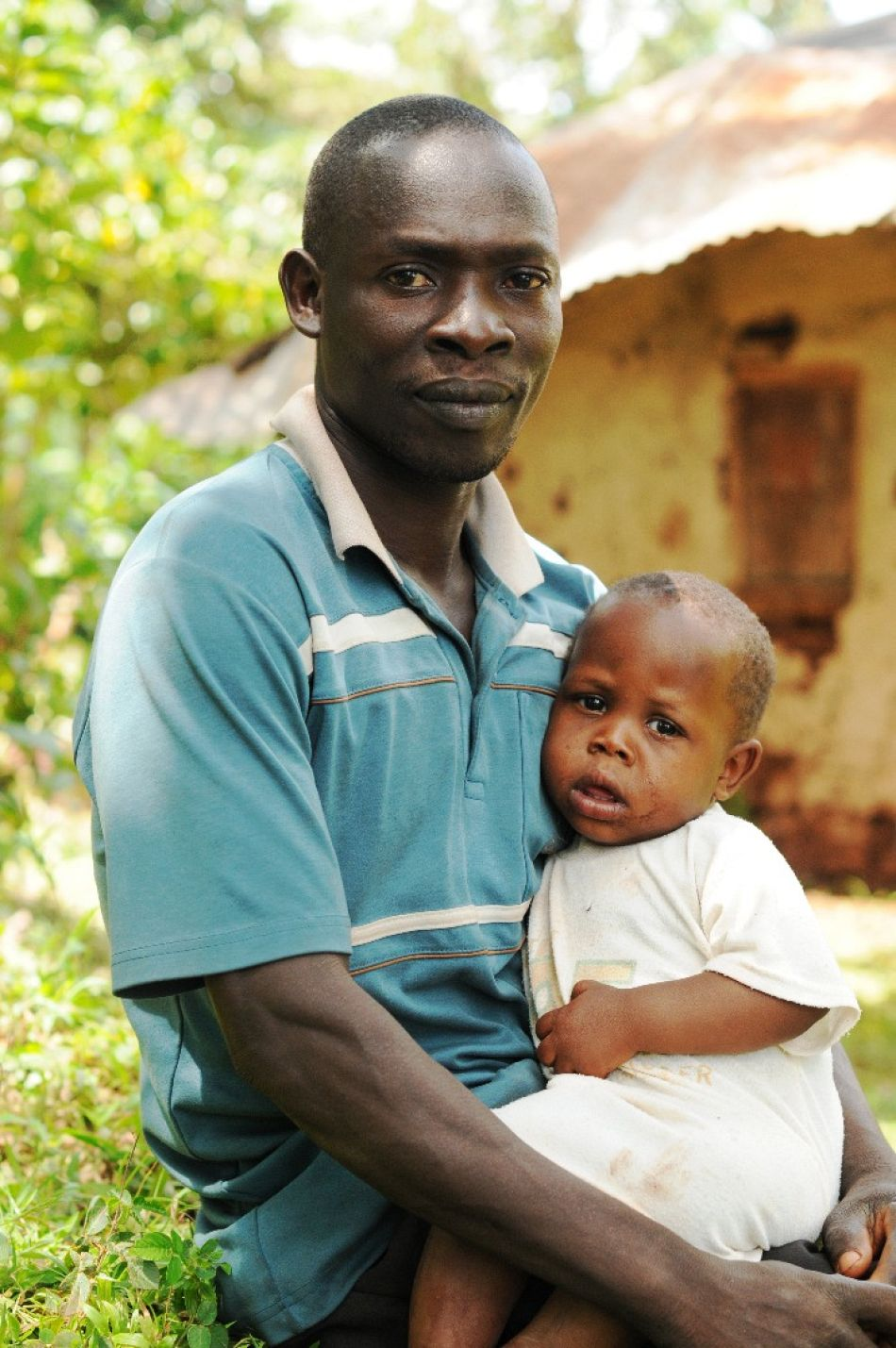 pYese Muzinguzi ldquoI am proud to have Stephen in our village When our children get sick the services are thererdquop