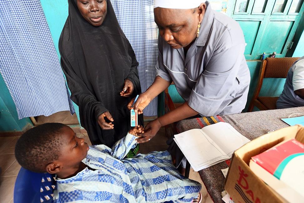 Copyright Susan Schulman/Malaria Consortium