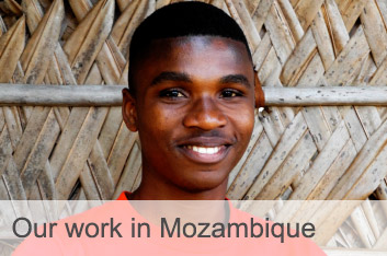 Our work in Mozambique